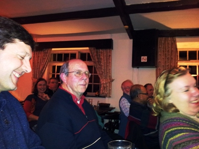 Some of us at the Tintern Philosophy Circle