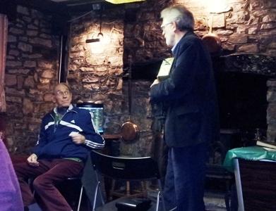 Ray and John, the presentation