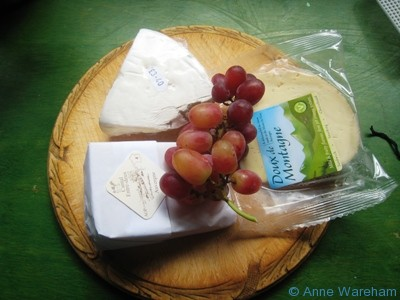 Cheeses - when will they be eaten..